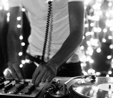 DJ and entertainment