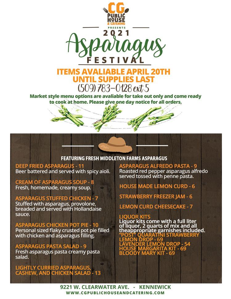 Asparagus festival kennewick